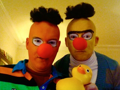 Ernie-und-Bert-Kostm