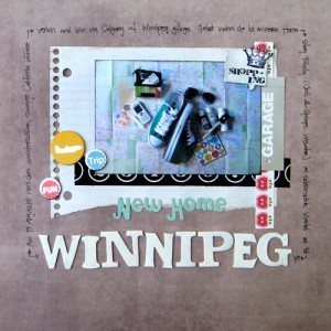 Scrapbooking Winnipeg